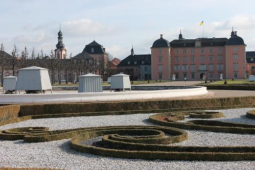 2013.03.09.076 - SCHWETZINGEN - Schwetzinger Schlossgarten - Schloss Schwetzingen