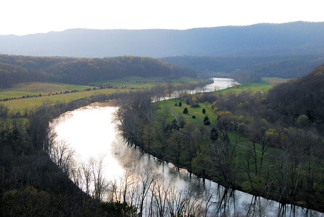 First Day of Spring at Shenandoah River State Park (taken March 20, 2012)
