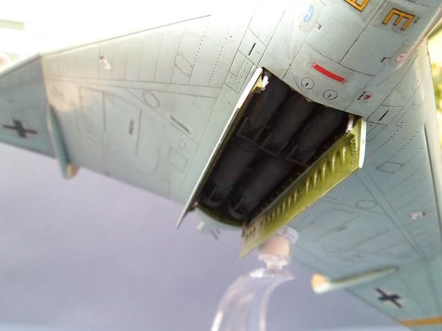 "Opération ""Kill the King"" [ Arado Ar. E.555 Revell 1/72 ] 8556746049_2f92afe871_z"