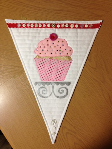 Bunting for WI competition by libertyjsy