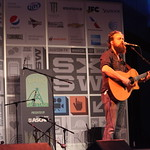 Fri, 15/03/2013 - 2:28am - Iron & Wine at the Public Radio Rocks Day Stage, SXSW, 3-15-2013. Photo by Gus Philippas