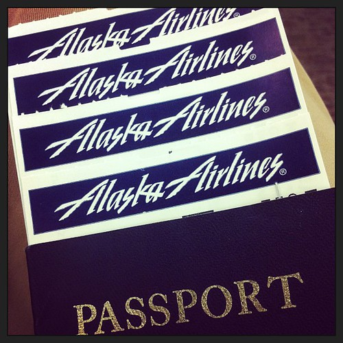 It takes a lot of boarding passes to get to New Zealand.