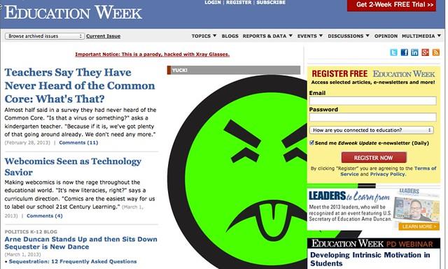 Kevin EdWeek Hack2