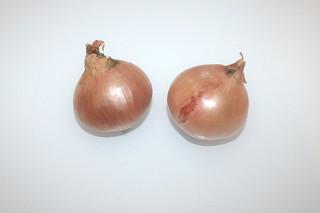 03 - Zutat Zwiebeln / Ingredient onions