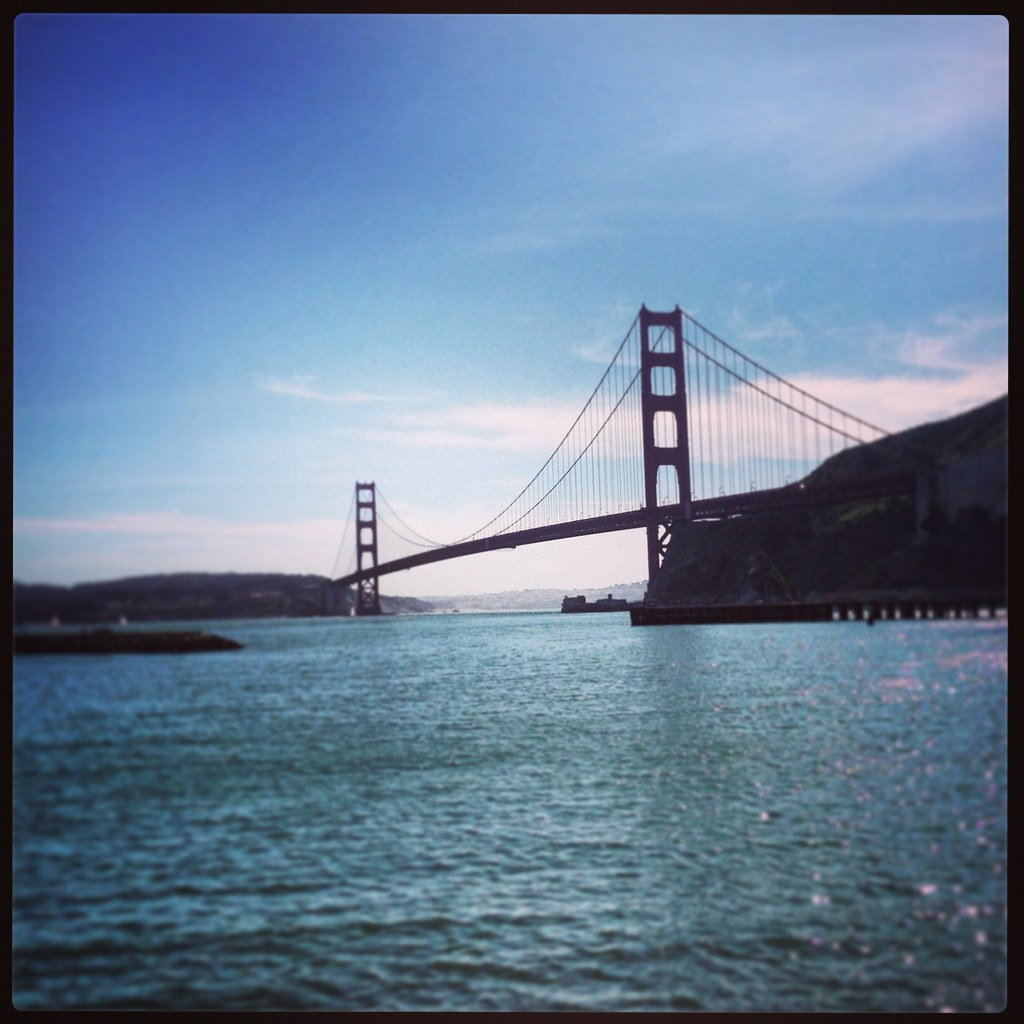Spent the day with family in Sausalito, CA