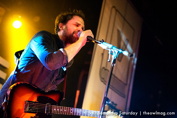 Frightened Rabbit @ The Fonda, Los Angeles 03:13:2013 04