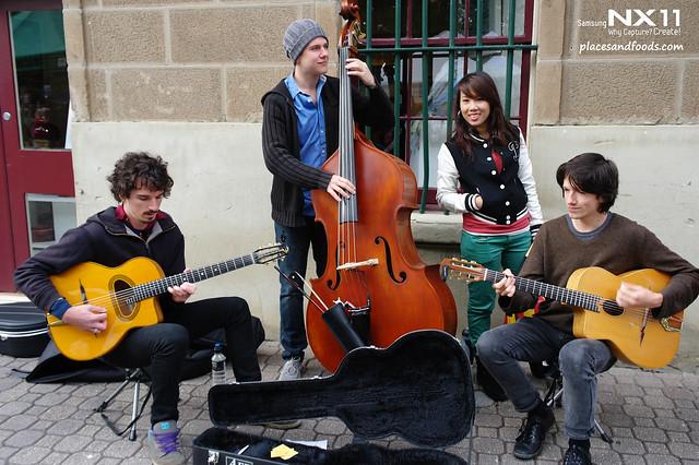 salamanca market bands