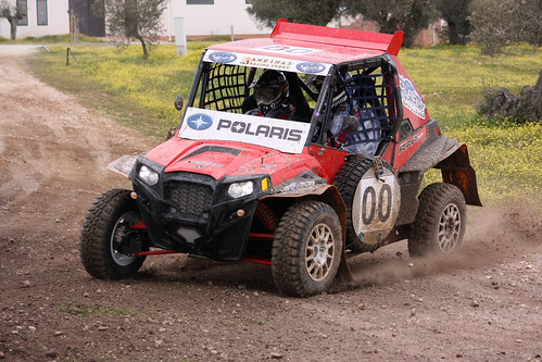 Test Polaris Racing Challengue 2013 Finca Atajacadenas