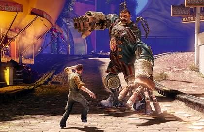 BioShock Infinite! Trailer Online da Irrational Games