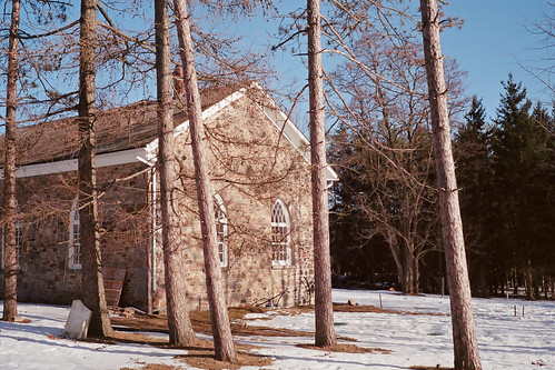 St. Andrew's Presbyterian Church, Eversley, Ontario