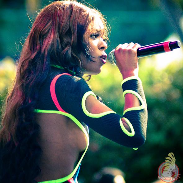 Azealia Banks @ Miami Ultra 2013
