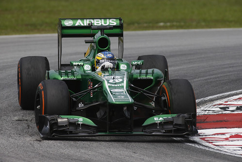 2013 Malaysian Grand Prix - Friday