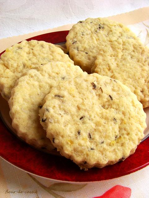 печенье с тмином 3