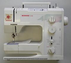 The Bernina 1008 sewing machine