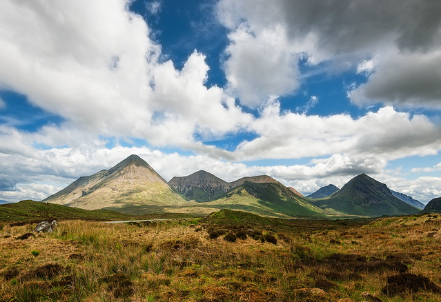 Red Cuillins