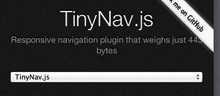 TinyNav.js