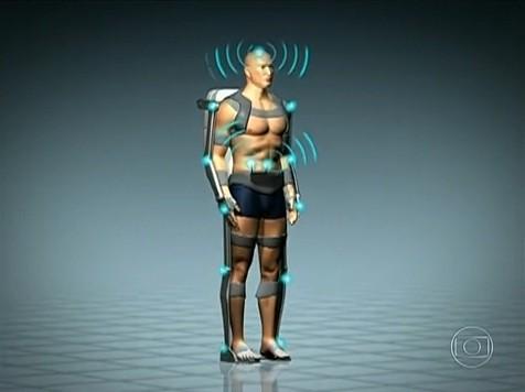 Neurocientista projeta aparelho que pode dar movimentos a paraplégicos