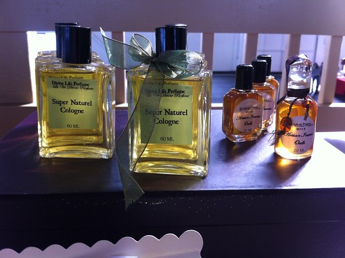 Divine Perfumes