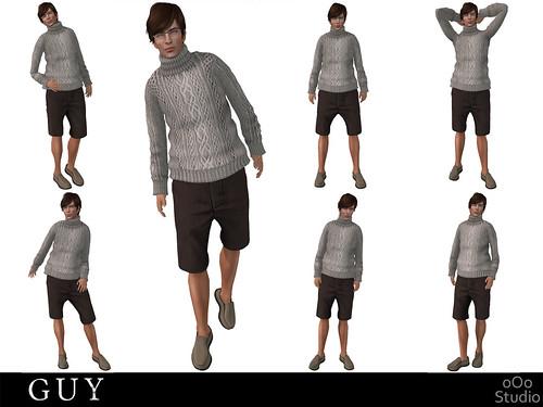 oOo Studio: Guy composite