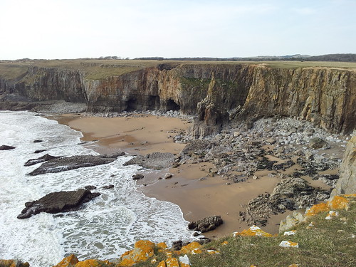 Broadhaven to Stackpole - 7