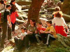 Karavostamo - Arethousa. 1st part of the hike (10)