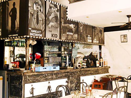Chaplin's restaurant, Costa Adeje