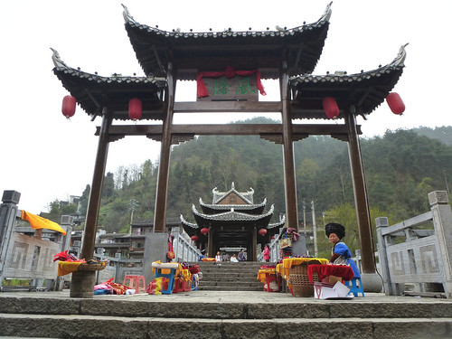 Hunan13-Fenghuang-Ville-Rive Nord (47)