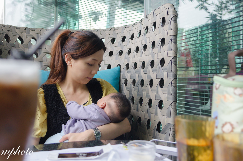 台中餐廳 秋紅谷 幸福小水舞