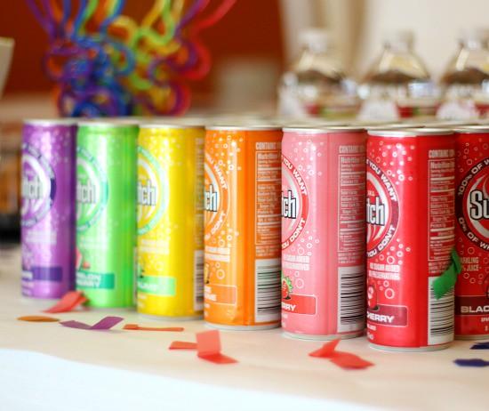 Hi Sugarplum | Rainbow Art Party