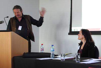 Nick Groom (University of Exeter) and Bridget Keegan (Creighton University, Omaha) discuss Chatterton and the Gothic.