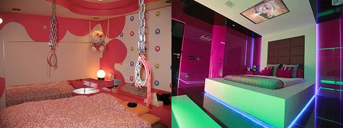 love hotel de japon habitacion hello kitty y hotel para parejas por horas del love hotel en barcelona la vie en rose habitacion paris con tele en el techo