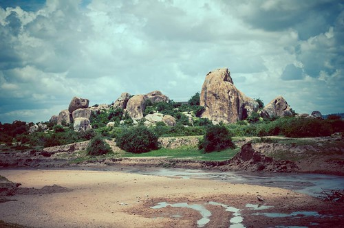 landscape tanzania region singida