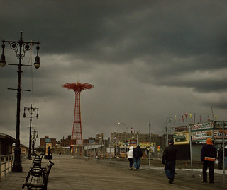Dark Days of Coney Island