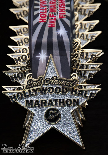 Hollywood Half Marathon 2013     1 b