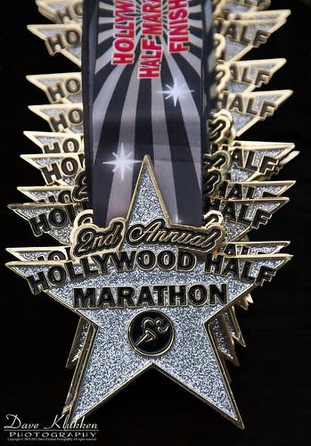 Hollywood Half Marathon 2013     1 b