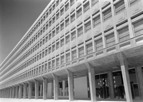 Domus Iustitiae, Lisboa (H. Novaes, 1970)