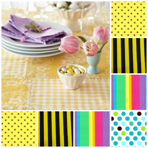 4m3b Tablecloth Inspiration