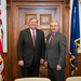 Sec. Vilsack and Gerry Fitz, Canada Minister of Agriculture