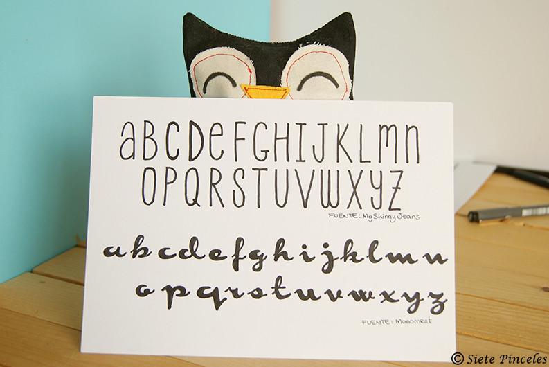 Aprender caligrafia 3_Handlettering 6