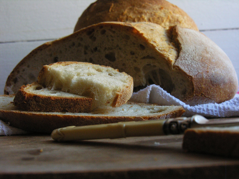 pão caseiro / portuguese bread