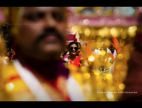 Beauty and the beast – Pictures from Gudhi Padwa Festival 2013.