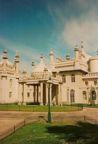 Brighton Pavilion - 1993
