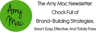 Amy Mac Newsletter