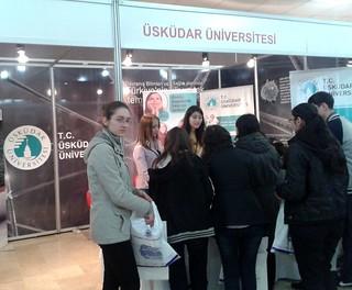 Üsküdar Üniversitesi Başarının Sırrını Samsun'da anlattı
