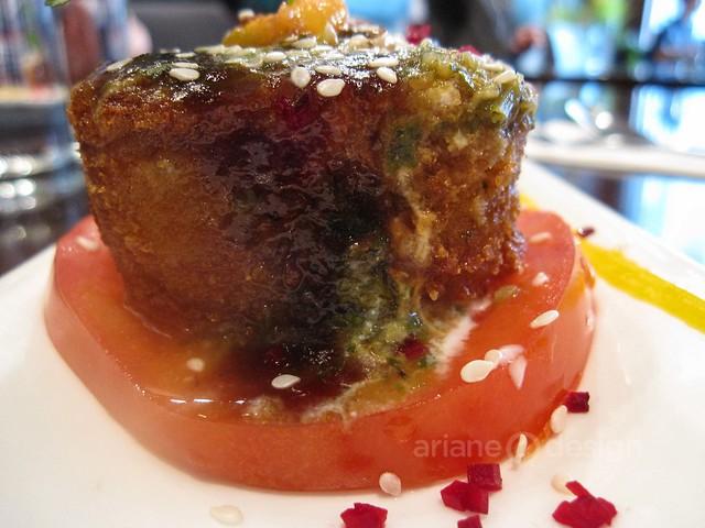 Siddhartha's Kitchen/Dilli's Aloo Tiki
