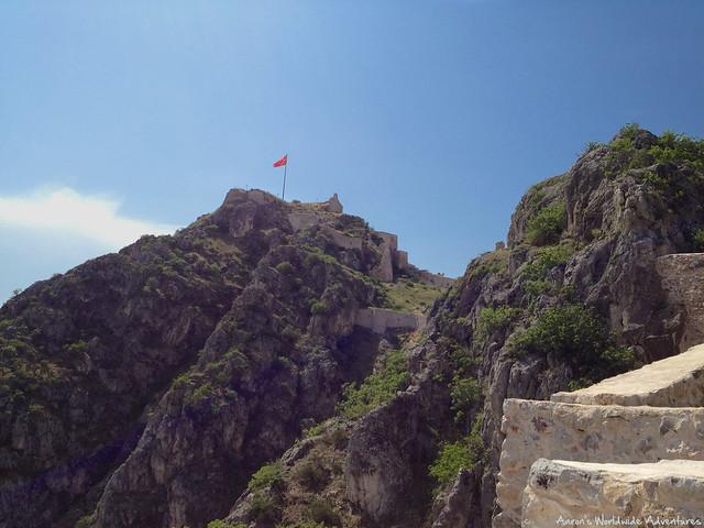 Tombs & Castles in Amasya, Turkey  Aarons Worldwide ...