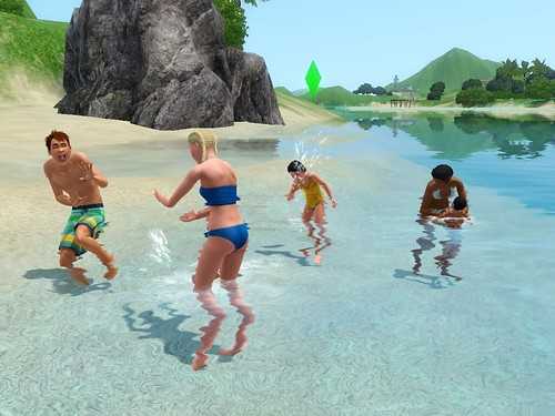 Island Paradise Beach Relaxing 2
