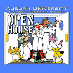 2013 Auburn University College of Veterinary Medicine Open House