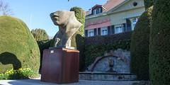 2013-04-15 Switzerland day 4, Parc Olympique Quai d'Ouchy, Lausanne, Switzerland