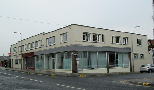Art Deco Building, Workington 3